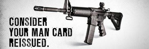 man card revoked